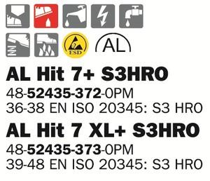 AL Hit 7+ S3HRO