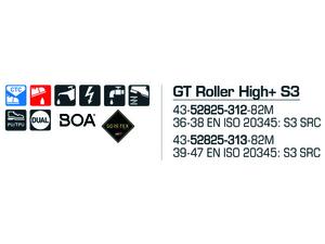 GT Roller High+ S3