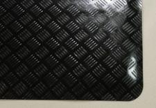 Ståmatta 1,0 m, svart