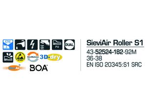 SieviAir Roller S1