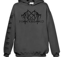 Blodsrit - Hinterland (Grå) [Hood]
