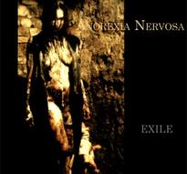 Anorexia Nervosa - Exile [CD]