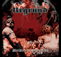 Urgrund - Disciples Of Supremacy [CD]