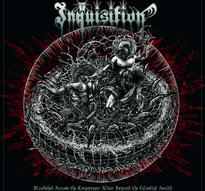 Inquisition - Bloodshed Across the Empyrean Altar Beyond the Celestial Zenith [CD]