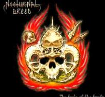 Nocturnal Breed - The Tools of the Trade [CD]