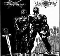 Totenburg/Menneskerhat - Split [CD]