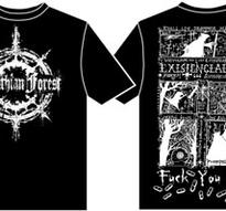 Carpathian Forest - Circle logo [TS]