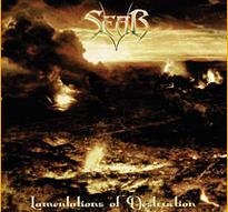 Sear - Lamentations Of Destruction [Digi-CD]