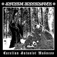 Satanic Warmaster - Carelian Satanist Madness [LP]