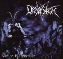 Desaster - Divine Blasphemies [CD]