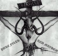 Blizzard - Pure Filth and Mayhem + Bonus [CD]