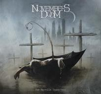 Novembers Doom - The Novella Reservoir [CD+BOK]