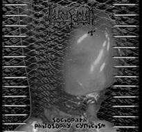 Lucifugum - Sociopath: Philosophy Cynicism [CD]
