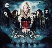 Leaves Eyes - Njord [Digi-CD]