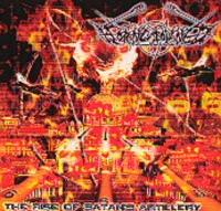 Horncrowned - The Rise of Satan´s Artillery [CD]