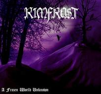 Rimfrost - A Frozen World Unknown [CD]