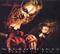 Necrophagia - Death Is Fun [Digi-CD]