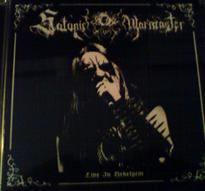Satanic Warmaster - Live in Hekelgem [CD]
