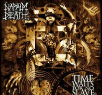 Napalm Death - Time Waits For No Slave [CD]