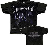 Immortal - Sons Of Northern Darkness [TS]