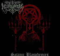 Necrophobic - Satanic Blasphemies [CD]