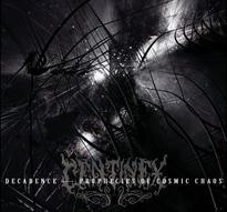 Centinex - Decadence: Prophecies of Cosmic Chaos [CD]