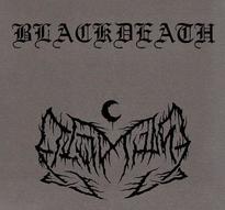 Blackdeath/Leviathan - Split [CD]
