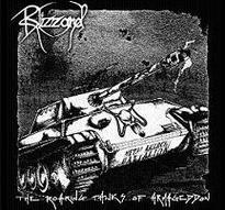 Blizzard - The Roaring Tanks of Armageddon [CD]