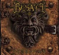 Besatt - Demonicon [CD]