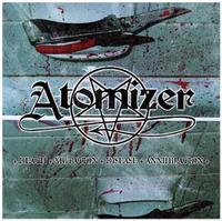 Atomizer - Death - Mutation - Disease - Annihilation [CD]