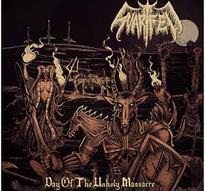 Svartfell - Day of the Unholy Massacre [CD]