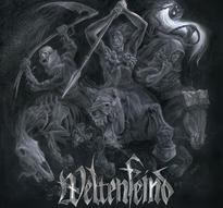 Absurd/Grand Belial's Key/Sigrblot - Split: Weltenfeind [CD]