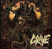 Grave - Burial Ground [CD]
