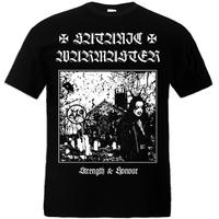 Satanic Warmaster - Strength & Honour [TS]