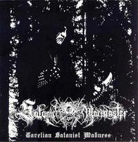 Satanic Warmaster - Carelian Satanist Madness [CD]