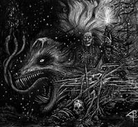 Grafvitnir - Obeisance to a Witch Moon [LP]