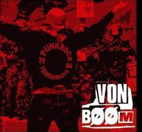 Von Bööm - Punkrock Terrorists [CD]