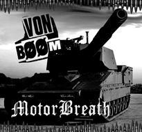 Von Bööm/Motörbreath - Split [CD]