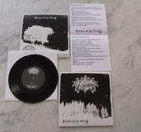 """Hrizg - Throne of the Occult [7""""-EP]"""