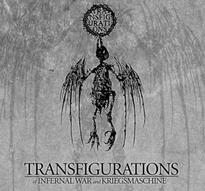 Kriegsmaschine/Infernal War - Split: Transfigurations [CD]