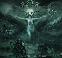 Månegarm - Legions of the North [Digi-CD]