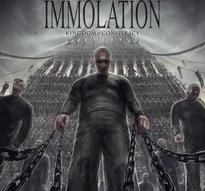 Immolation - Kingdom of Conspiracy [CD]