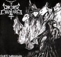 Caedes Cruenta - Skies Daimonon [CD]