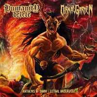 Humanity Delete/Carnal Garden - Anthems of Doom - Lethal Onslaught [CD]