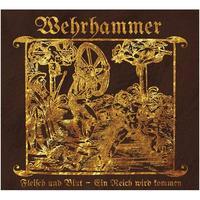 Wehrhammer - Fleisch und Blut/Ein Reich wird kommen [Digi-CD]