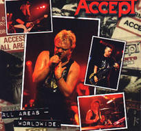 Accept - All areas - Worldwide [2-CD]