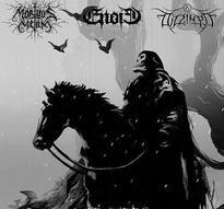 Enoid/Mortuus Caelum/Dizziness - Impetum in Tenebris [CD]