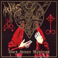 Arvas - Black Satanic Mysticism [CD]