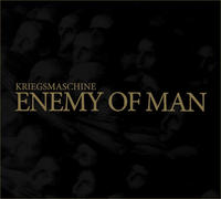 Kriegsmaschine - Enemy of Man [Digi-CD]
