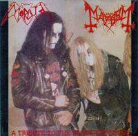 Morbid/Mayhem – A Tribute To The Black Emperors [CD]